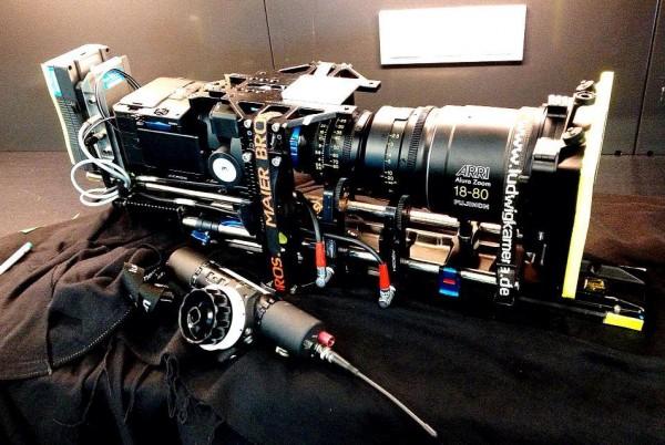 IAA-Frankfurt-Arri-FS700-Film-Crew-Technik-KNITTERFISCH-3