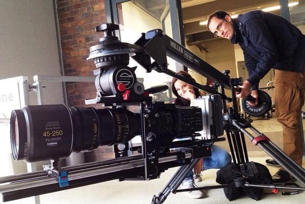 IAA-Frankfurt-Arri-FS700-Film-Crew-Technik-KNITTERFISCH