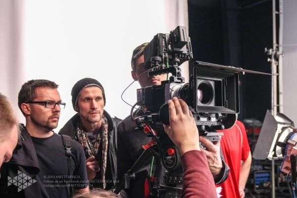 Fußball-ElectricSun-Lichtaufbau-ParkStudios-Babelsberg-Kamera