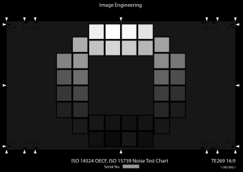 Testchart TE269 | © Image Engineering