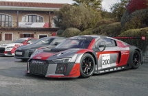 Audi Sport Track Attack previe shot knitterfisch