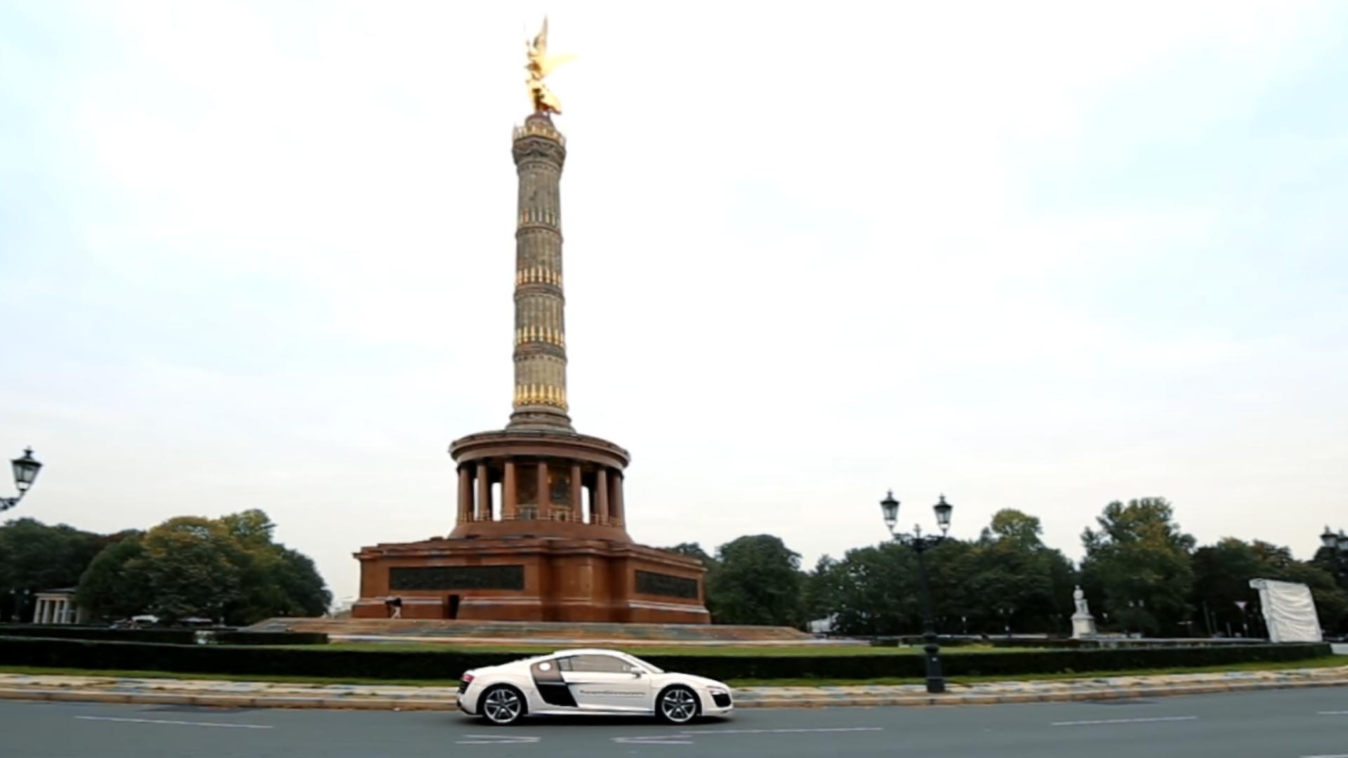 Audi R8 Fandrive One Million Reasons